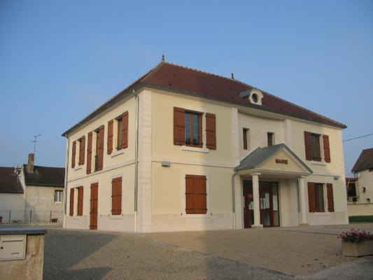 Mairie Champagney (39) - Travaux de couverture en tuiles plates