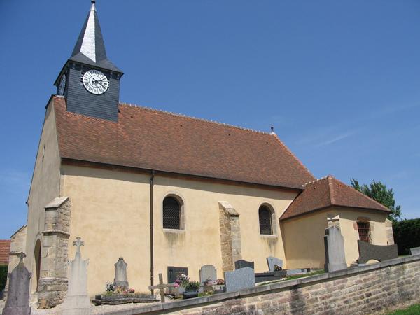 Eglise Flagey-les-Auxonnes (21) - Rénovation de la toiture et du clocher