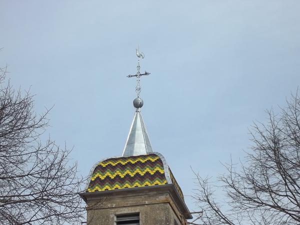 Eglise de La Chassagne (39) - Clocher comtois
