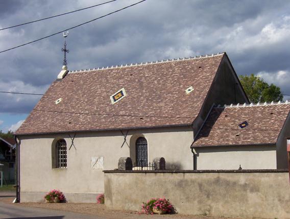 Eglise Marandeuil (21) - Réfection de la toiture